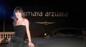 Amaya Arzuaga estrena tienda online  reputacion online posicionamiento web hosting desarrollo web blogs