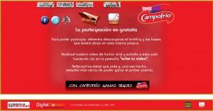 Campofrío pone a prueba la capacidad creativa de los universitarios españoles servidores dedicados SEO SEM reputacion online redes sociales posicionamiento web periodico de la publicidad marketing online hosting email marketing desarrollo web campofrio