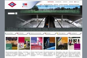 Metro abre un nuevo canal online reputacion online posicionamiento web marketing online email marketing desarrollo web blogs