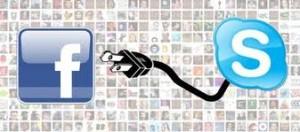 Skype se integra con Facebook para ser más sociable software skype reputacion online redes sociales marketing online facebook desarrollo web